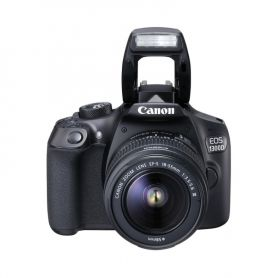 Canon EOS 1300D + Objectif Canon EF-S 18-55mm DC III (1160C009AA)