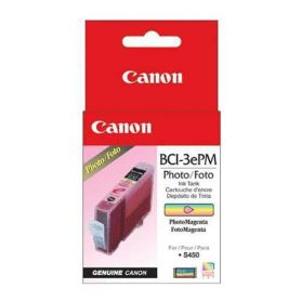 Canon BCI-3e PM Cartouche D'encre Original Photo Magenta (4484A002AB)