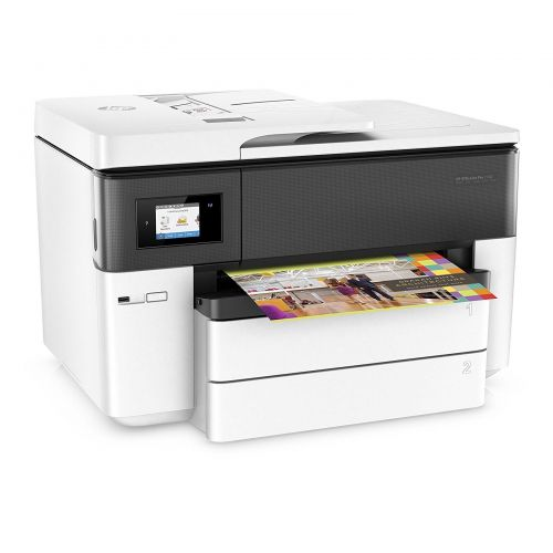 Imprimante jet d'encre HP Officejet 7740WF Couleur Wifi A3 - G5J38A