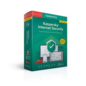 Kaspersky Internet Security 2020 3 Postes / 1 An (KL1939FBCFS-20SLIMMA)