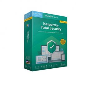 Kaspersky Total Security 2020 5 Postes / 1 An  (KL1949FBEFS-20)