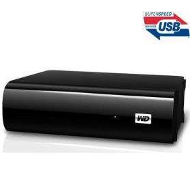 WDBGLG0010HBK Western Digital 1To My Book AV-TV