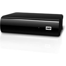 WDBGLG0020HBK Western Digital 2To My Book AV-TV