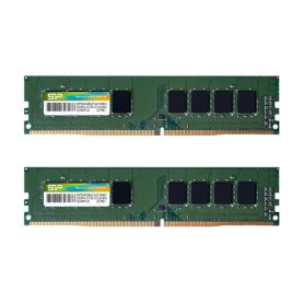 SP016GBLFU213B02 Silicon Power Barrette Mémoire 16Go DDR4 2133MHz