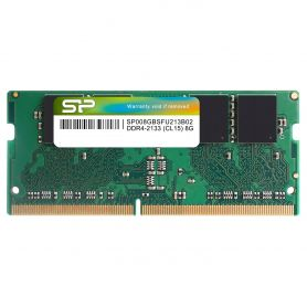 SP008GBSFU213B02 Silicon Power Barrette Mémoire 8GB DDR4 2133MHz