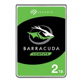 "ST2000LM015 Seagate BarraCuda Disque Dur Interne 2To 2.5"" 6 Gbit/s"