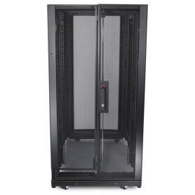 "AR3104 APC NetShelter SX 24U Armoire Rack 9"" 1363,64Kg de Charge (600x1070 mm)"