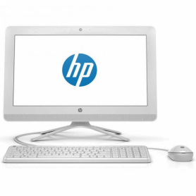 "HP PC 20 All In One i3-7130U, 19.5"", 4Go, 1TB, Win10 (7DY26EA)"
