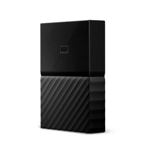 Disque dur externe Western Digital My Passport 1To Noir - WDBYNN0010BBK
