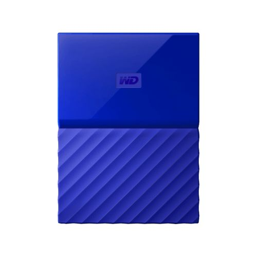Disque dur externe Western Digital My Passport 1To Bleu - WDBYNN0010BBL
