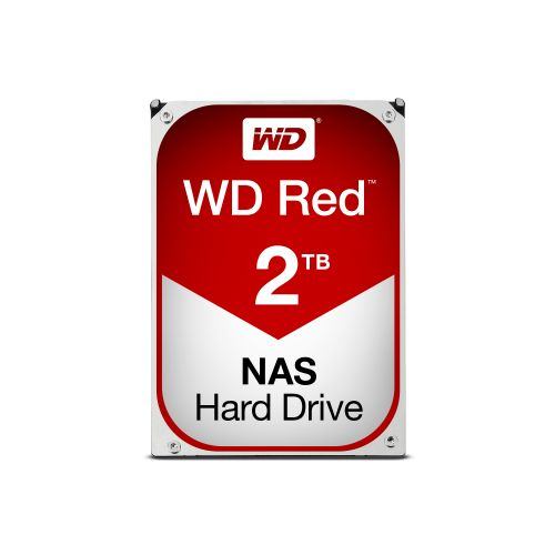 Disque dur NAS Western Digital RED 2To - WD20EFRX