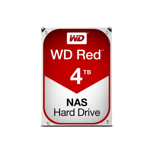 Disque dur NAS Western Digital RED 4To - WD40EFRX