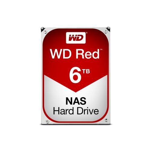 Disque dur NAS Western Digital RED 6To - WD60EFRX