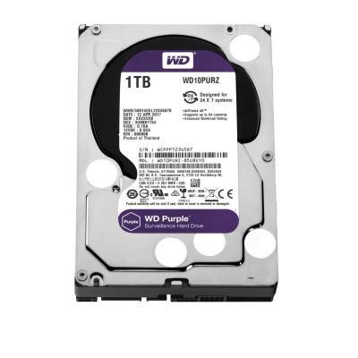 Disque dur Western Digital PURPLE SURVEILLANCE 1To - WD10PURZ