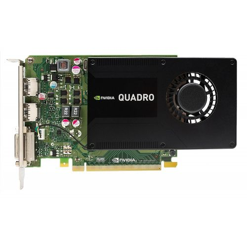Carte graphique NVIDIA Quadro K2200 4GB Graphics (J3G88AA)