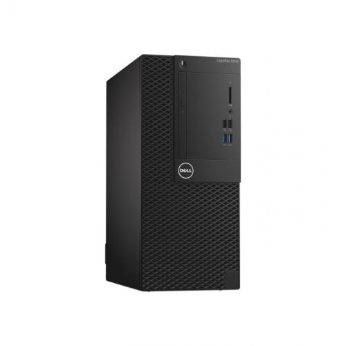 Ordinateur de bureau Dell OPTIPLEX 3050 MT i3-7100 4GB 500GB FreeDos -  S009O3050MTUMEA_UBU