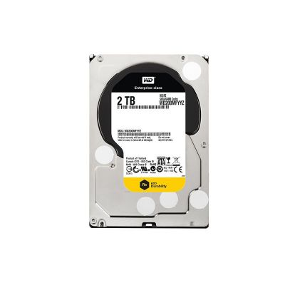 Disque dur interne Western Digital 2To GOLD ENTERPRISE - WD2004FBYZ
