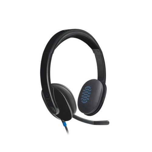 Casque Logitech USB Headset H540 (981-000480)