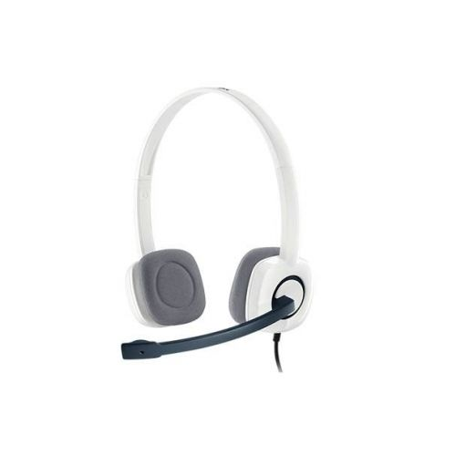 Casque Logitech Stereo Headset H150 Blanc