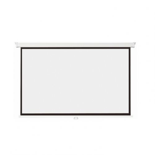 Ecran de projection Mural manual Oray 2000 PRO CINEFLEX 180X180 (MPP01B1180180)