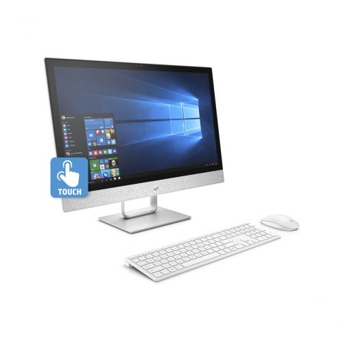 "PC AIO Pavilion HP 24"" i5-7400T 1TB Tactile Windows 10 (2MJ21EA)"