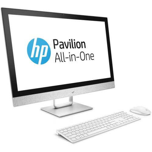 "HP All-in-One Pavilion 27-r000nk i7-7700T 27"" (2MJ27EA) Bon prix Maroc"