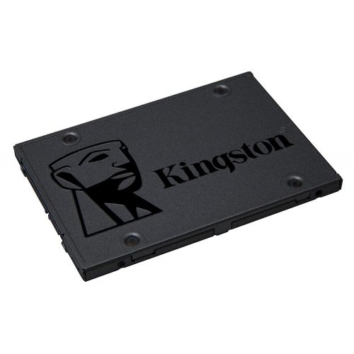 "Disque SSD 480G interne KINGSTON A400 SSD 2.5"" NAND TLC (SA400S37/480G)"