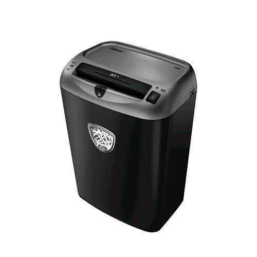 Destructeur papier fellowes Powershred® 70S Coupe droite, 27L, 14f (4671101)