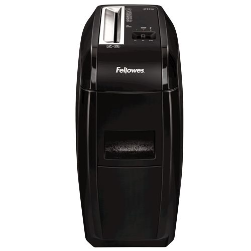 Destructeur papier fellowes Powershred® 21Cs Coupe Croisée 15L, 12F (43602)