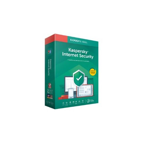 Kaspersky Internet Security 2019, 10 Poste 1 An (KL1939FBKFS-9MAG)