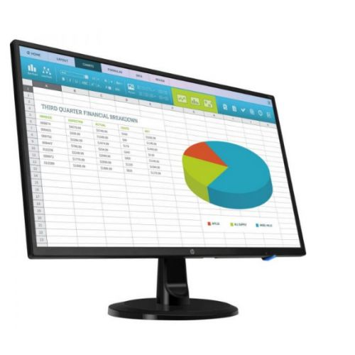 "HP N246v Monitor 23.8"" - 3NS59AS"