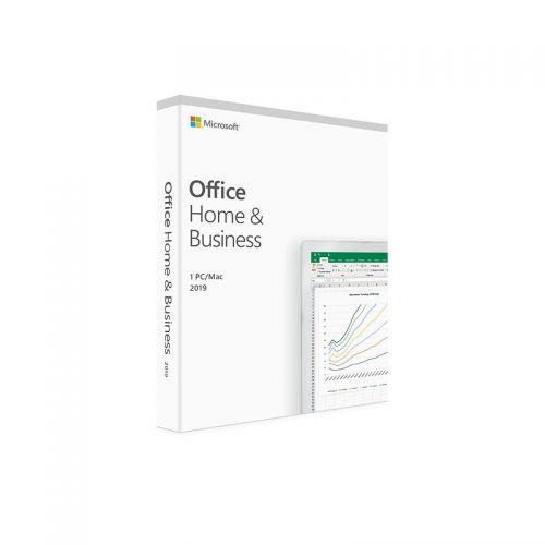 (T5D-03243) Microsoft Office Home And Business 2019 - French