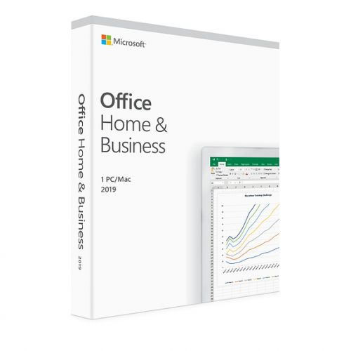 (T5D-03244) Microsoft Office Home And Business 2019 Anglais - Africa