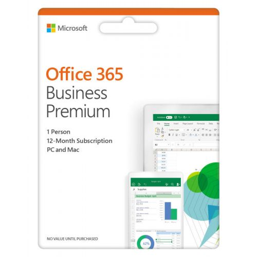 (KLQ-00423) Microsoft Office 365 Business Premium Retail French - Africa