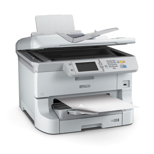 WorkForce Jet d'encre Imprimante Epson Pro WF-8590DWF Réf : C11CD45401