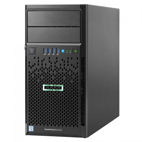 Serveur HPE ML30G9 E3-1220 v5 8GB 2x HP 1TB