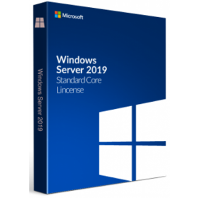 Microsoft Windows Server standard 2019 Francais maroc