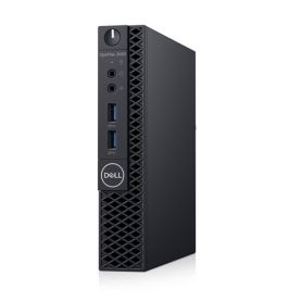 DELL OptiPlex 3060 Micro Form Factor I3-8100T|4Go-500Go (N003O3060MFF_UBU)