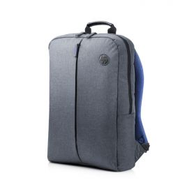 HP Backpack sacoche d'ordinateurs portables Bleu-Gris (K0B39AA)